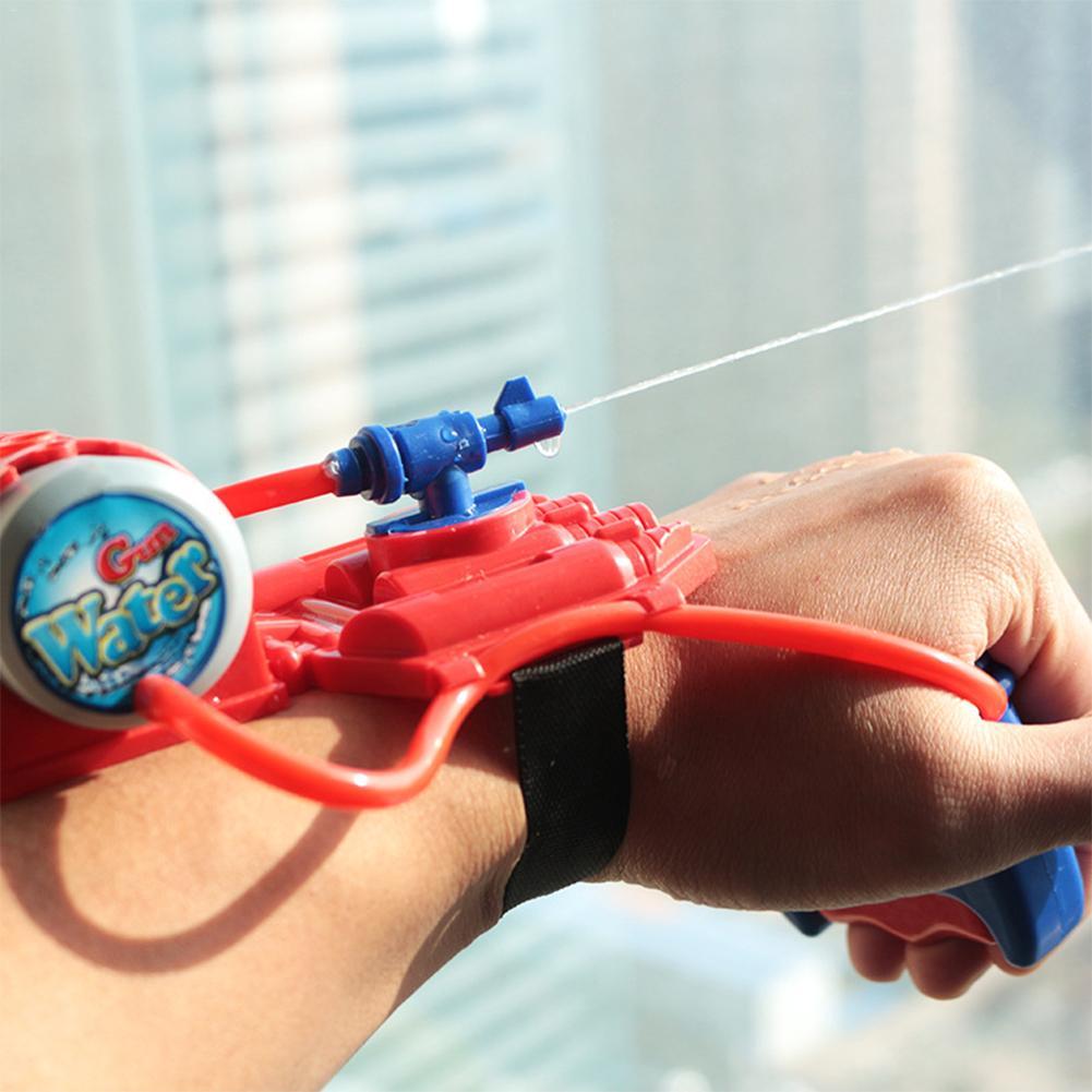 Children Favorite Summer Beach Toys Water Fight Pistol Swimming Wrist Water Guns Boy Gift