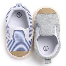 Обувь для новорожденных мальчиков и девочек синие спортивные