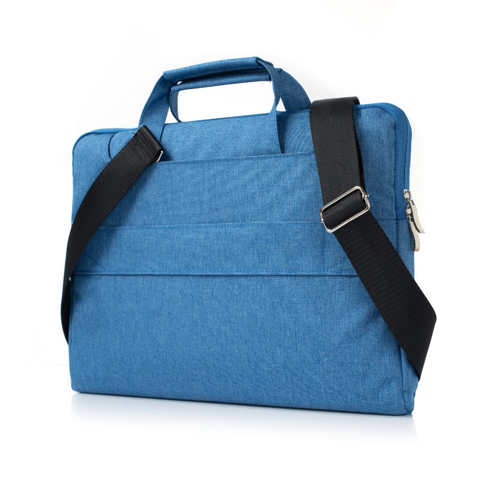 Image 2 - Laptop Bag Case For Apple Macbook Air,Pro,Retina,11,12,13,15 inch laptop Bag. New Air 13.3 inch  Pro 13.3 handbag Denim bag-in Laptop Bags & Cases from Computer & Office