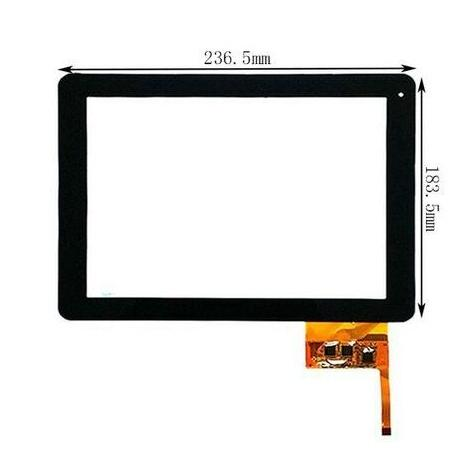 Witblue New For  9.7  Mpman MPQC974  Tablet touch screen panel Digitizer Glass Sensor replacement Free Shipping original new touch screen 10 1 inch mpman mpdc1006 tablet touch panel digitizer glass sensor replacement free shipping