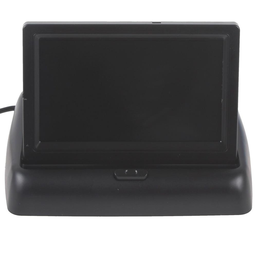 4,3 inch HD 480H x 272V resolutie 2-kanaals video-ingang TFT-LCD - Auto-elektronica - Foto 4