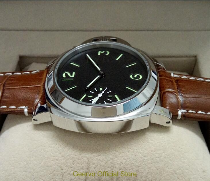 verde luminoso relógios mecânicos 096a