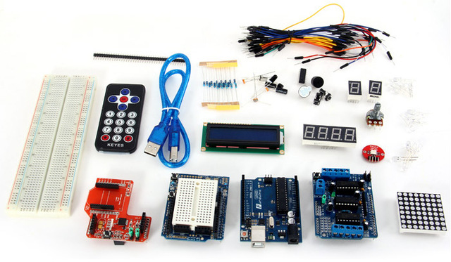 Starter Learning Kit DIY Tool for Arduino