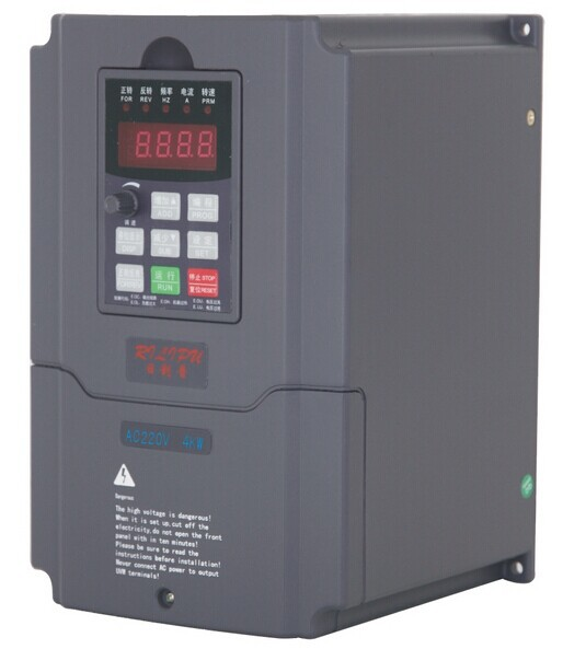 Frequency converter 3.7 4.0kw-220v General high performance frequency Inverter 18 month warranty