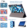 MTT Tab S2 9 7 Smart Leather Case Diamond Cover For Samsung Galaxy Tab S2 9