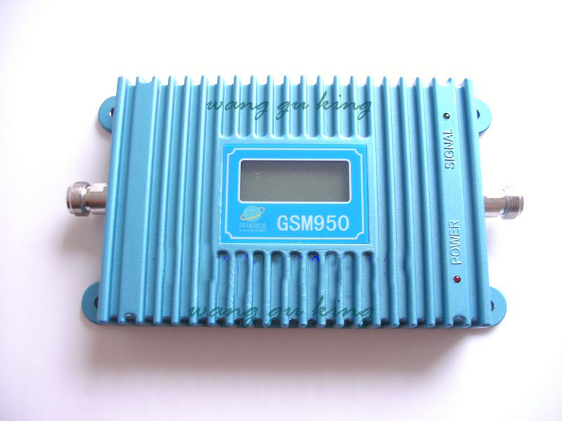 GSM 950 Mobile Phone Signal Booster Repeater With LCD Display,GSM Signal Booster Repeater