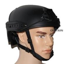 AirFrame Crye прецизионный шлем AF Тактический шлем CP шлем армейский боевой тренировочный Тактический шлем