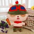 LOL Teemo Felpa Muñeca de Juguete 20 cm/35 cm LOL Teemo El Swify Scout Figura de Juguete de felpa Suave Peluche Juguetes de Juego para Los Regalos de Cumpleaños de Navidad