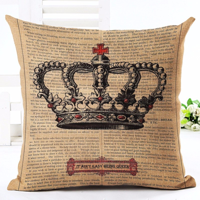 ≧New Arrive European Style Palace Vintage Sofa Pillow Cojines