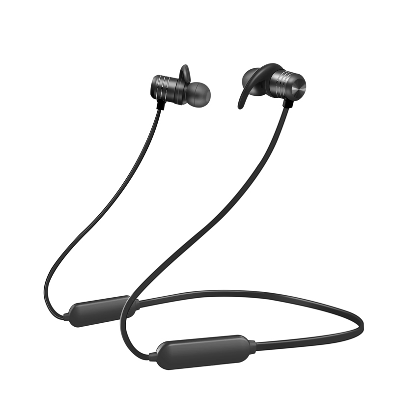 WKY 2018 New Arrival Bluetooth earphone Waterproof Wireless earphones For Sports Super Bass Stereo Headphones With Mic For Phone
