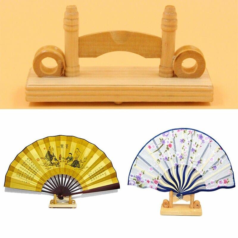 Aliexpress Buy 40cm Chinese Japanese Foldable Fan Display Mesmerizing Japanese Fan Display Stand