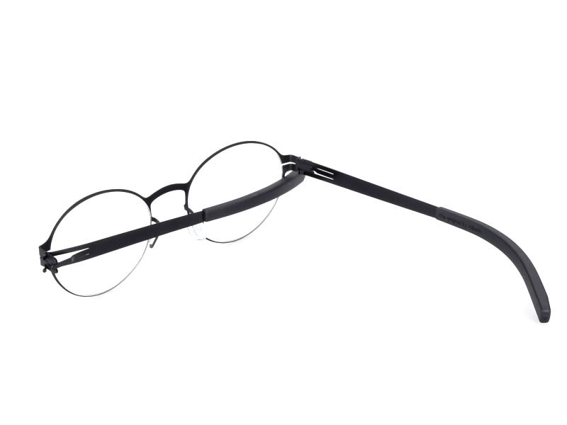Personnalité créative lunettes de vue cadre hommes lunettes - Accessoires pour vêtements - Photo 6