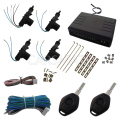 Car Remote Central Door Lock System Universal Model Remote Control With Key Blank Product In Stock Quickly Shipping In 24 Hours