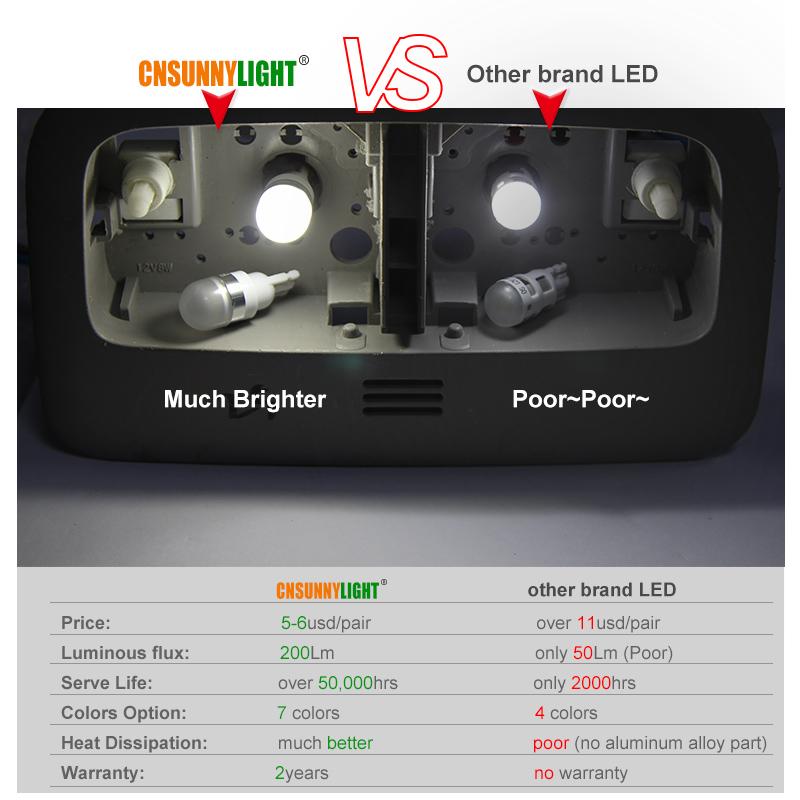 VS osram brand LED