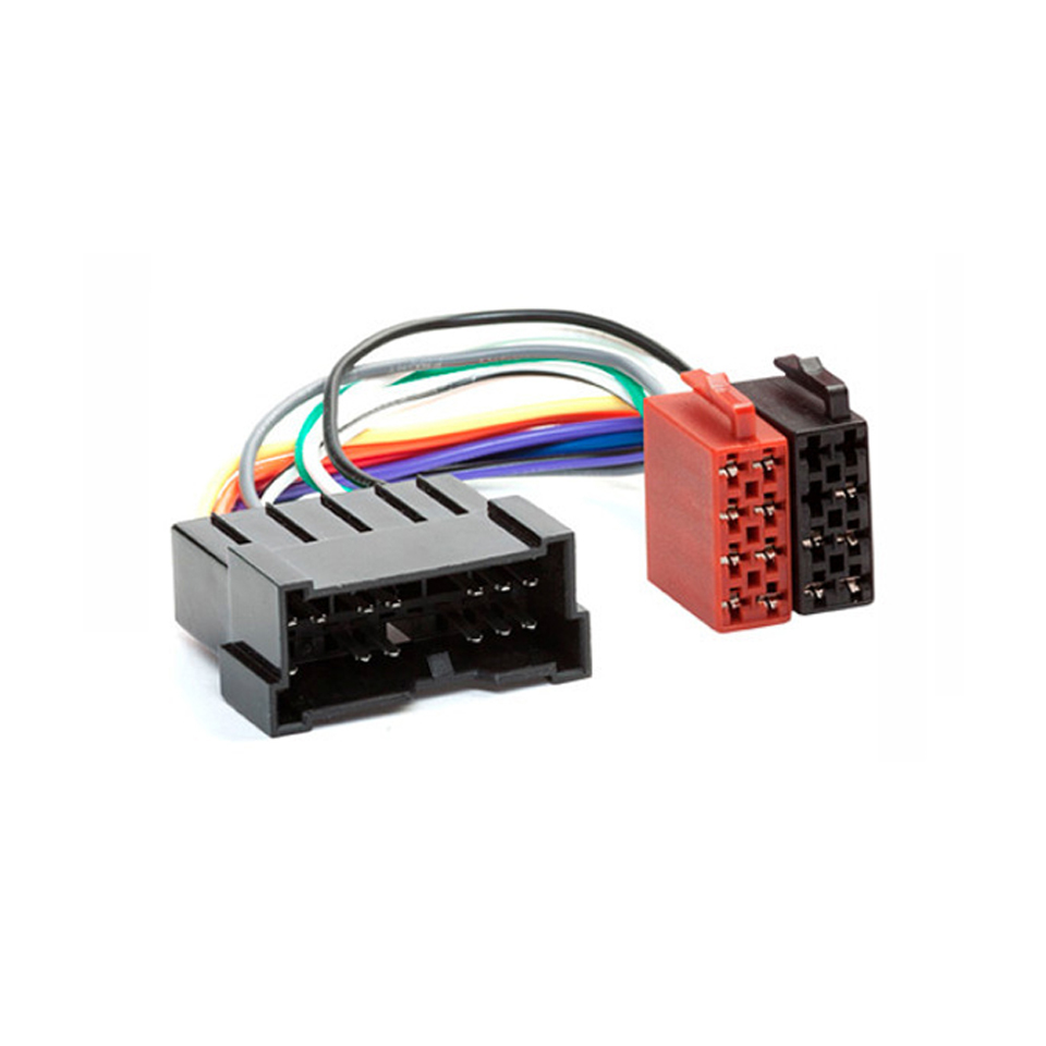 hyundai wiring harness connectors car iso wiring harness stereo adapter connector for ... 4 pin wiring harness connectors automotive