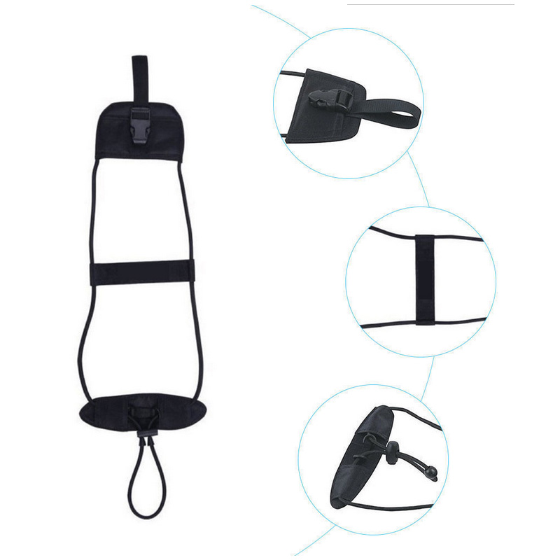 1 Pc Helper Luggage Suitcase Straps Bag Attachment Travel Backpack Suitcase Adjustable Belt Rope Strap Add A Bag Organizer