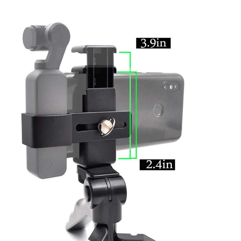 مجموعة حامل الهاتف المحمول Startrc أوزمو ، مجموعة حامل الهاتف المحمول ، حامل حامل ثابت للكاميرات المحمولة للجيب Dji osor
