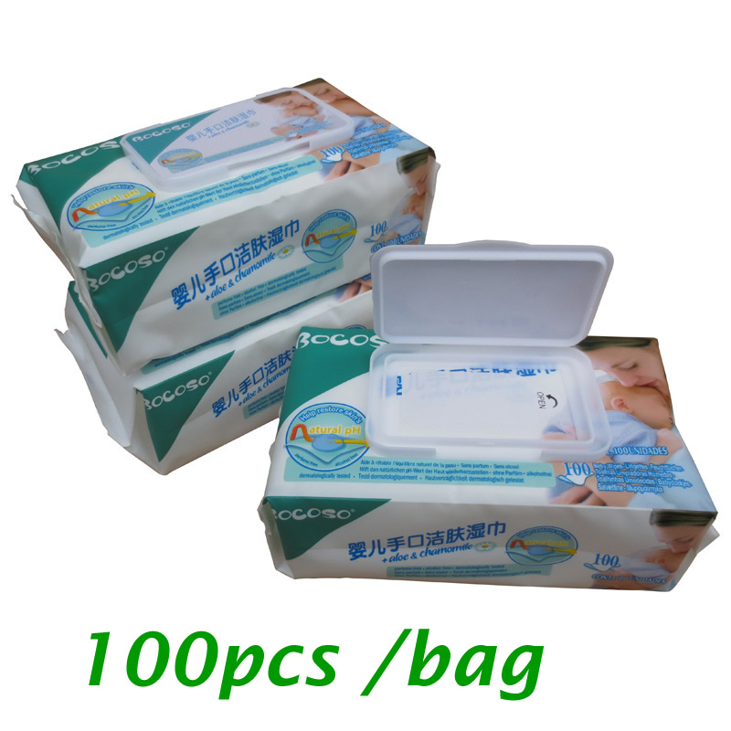 1 Pack Baby Wet Wipes For Kids Portable Wet Wipes Hand & Mouth Baby Wipes Baby Travel Wet Wipes Baby Care Cloths SJ03
