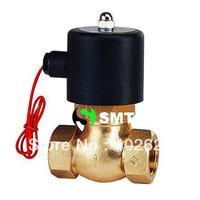 30pcs/lots + 10pcs 24VDC coil 2L 170 20 24VDC, steam , PTFE seal, High temperature solenoid valve