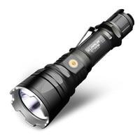 New KLARUS XT12GT 1600 Lumens LED Flashlight CREE LED XHP35 HI D4 Waterproof Tactical Flashlight by 18650 Battery