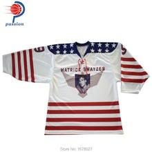 a784e7630 Factory Price OEM China Supplier Custom Team Design Ice Hockey Jerseys On  Sale(China)