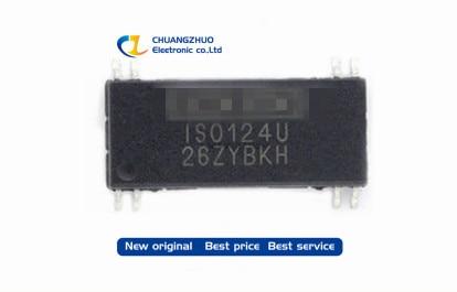 10 stks/partij Nieuwe originele ISO124U ISO124 OPAMP ISOLATIE 50 KHZ 8 SOIC-in Kabel Hulpmiddelen van Consumentenelektronica op  Groep 1