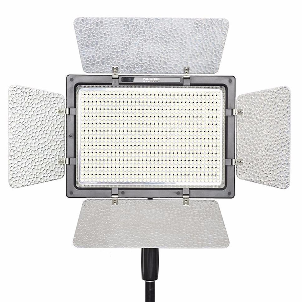 YONGNUO YN900 Pro LED Video Light Lamp 5500K Camera Camcorder APP Control 900 LED Video Light Outside Lighting Solution yongnuo yn900 54w 900 led 3200k 5500k adjustable video light w filters black