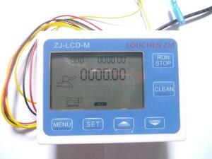 "Image 3 - New G1/2 ""Flow Control Water LCD Display + Solenoid Van Đo + Flow Sensor Meter"