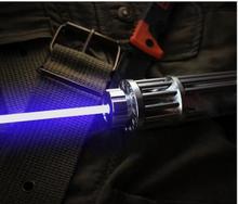 Best Buy High Power Hunting 450nm 10000mw 10W SOS Lazer Flashlight Focusable Blue Laser Pointer Burning Paper cannon Light Burn Cigars
