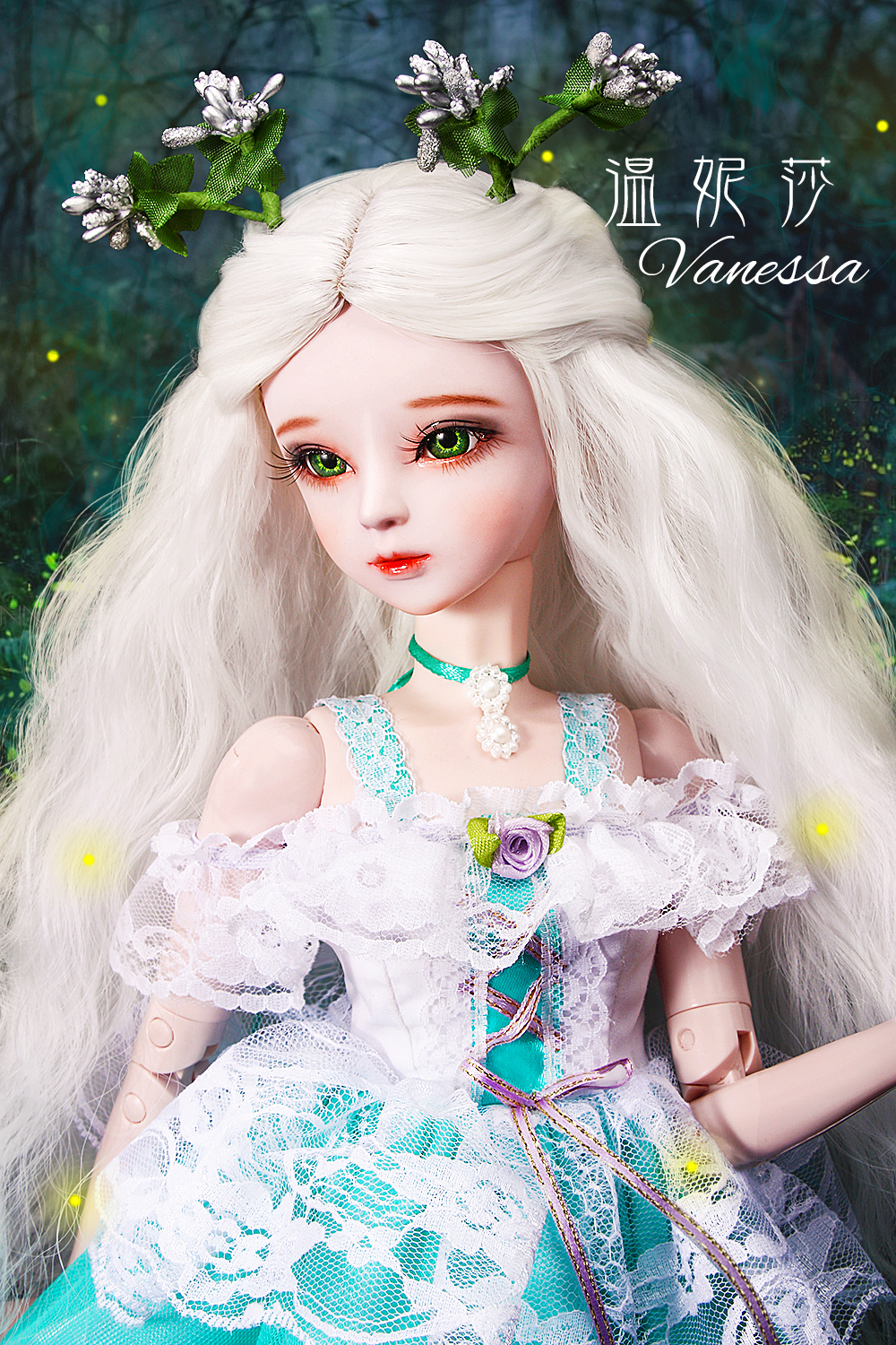Fashion Style 13 Bjd Doll 56Cm Adult Sex Female Plastic -6784