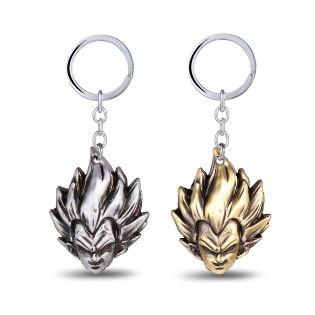 Dragon Ball  Z Son Goku Saiyan Key Chain