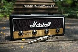 1 шт. ключ-держатель Marshall Jack Rock для электрогитары, динамик, подвесной ключ-крючок, брелок для хранения, винтажный JCM800 BULLET