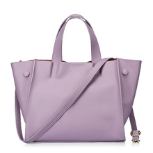Fashion European and American Style  ladies handbags   All-match  solid color crossbody bag