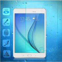 2 Шт./лот Coque Закаленное Протектор Экрана Для Samsung Galaxy T351/T350/T355/P350/P355C 0.3 мм Смарт Крышку планшета Сенсорный Протектор