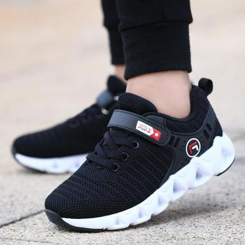 SKHEK Kids Shoes for Girls Top Brand Shoes Boys Sport Shoes  Quality sneakers Children Casual Ruinning Shoe Girls Sneakers 28-36 2018 brand girls