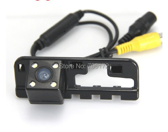 Завод продает цветной ПЗС Автомобиля Обратный Заднего вида Камеры парковки заднего вида Для HONDA CIVIC 2008 2009