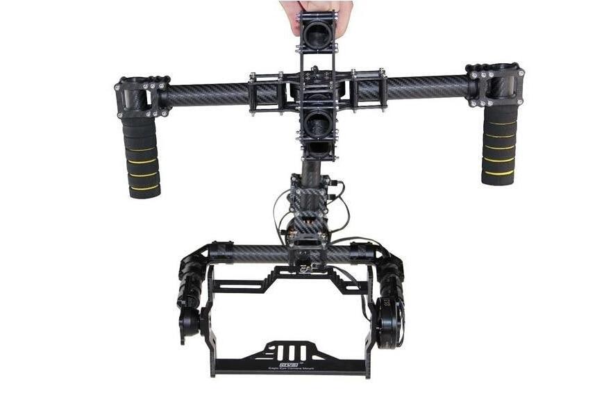 3 Axis Brushless Gimbal Camera Handheld Mount Stabilizer