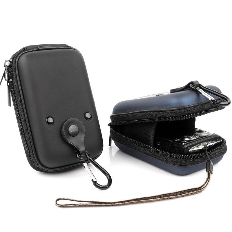 EVA Appareil Photo Numérique Sac Cas Dur Cas Pour Sony DSC-RX100 RX100 II RX100M5 RX100 IV M4 M5 WX500 W800 W830 HX60 HX90 Taille Packs