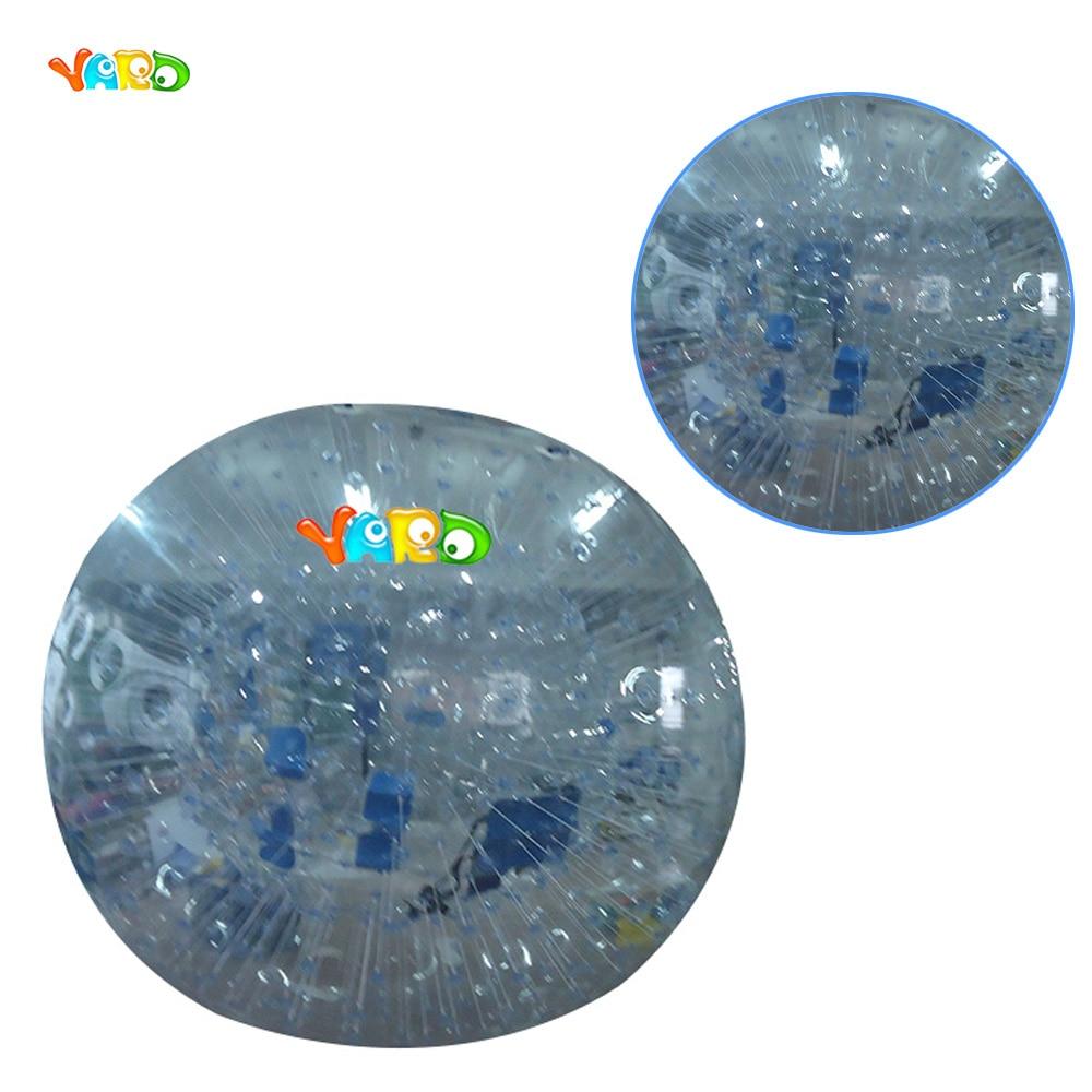 Бесплатная доставка Футбол Зорбе мяч надувные бампер мяч 1,7 м за игрушка шары