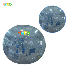 FREE Shipping Football Game Zorb Ball inflatable bumper ball 1.7M Outside Toy Balls