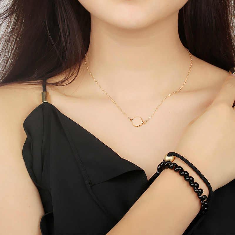Fashion Hati Kecil Bintang Multilayer Liontin Kalung Etnik Bohemian Kalung DROP Shipping untuk Wanita Wanita Bijoux Perhiasan