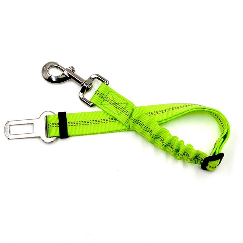 Cinturón de seguridad para perros reflectante Cinturón de seguridad - Productos animales