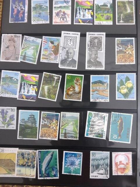 50 pièces Pas de Répétition Japon Timbres Marque Avec Cachet de Timbre Tous Utilisés Clloection Cadeaux