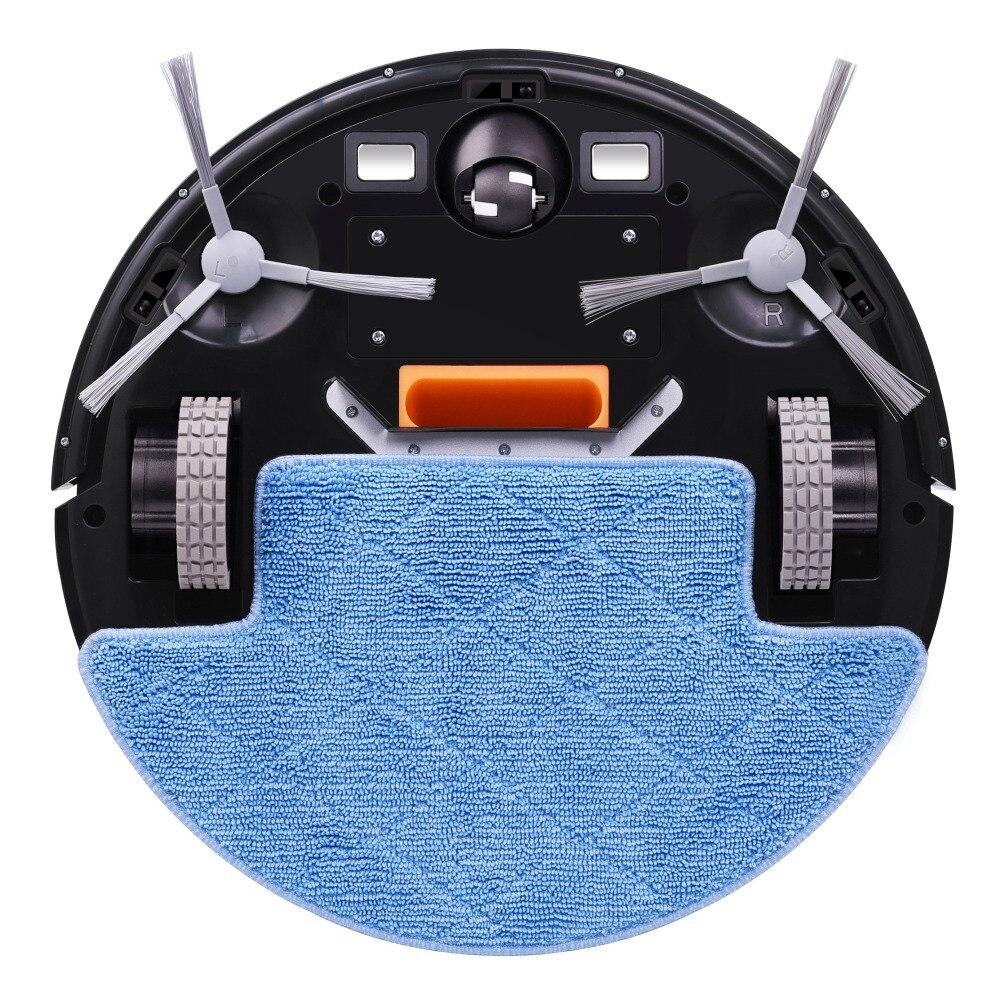 Robotic Vacuum cleaner Intelligent navigation 350ML Electronic water tank APP control Suction sweep  xiaomi ilife roborock