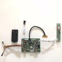 6M182VG לוח בקר LCD האוניברסלי לוח נגן מדיה USB ערכת DIY 17 inch 1440x900 B170PW02 2 CCFL ערכת צג LVDS