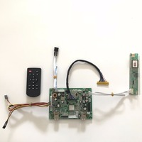 6M182VG Universal LCD Controller Board USB Media Player Board DIY Kit For 17 Inch 1440x900 B170PW02