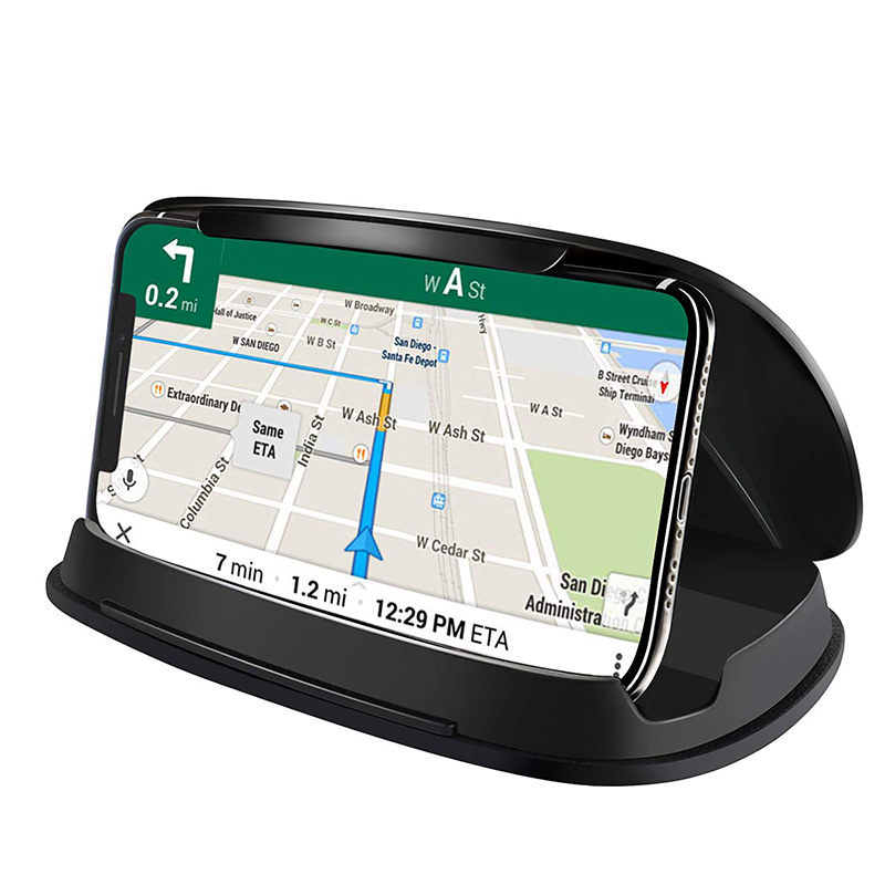 NEW Cell Phone Holder For Car, Car Phone Mount Holder Dashboard Car Pad Mat For IPhone Xs XS Max X 8 8 Plus 7