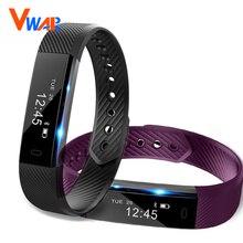 Смарт-Браслеты ID115 Smart Bracelet Fitness Tracker