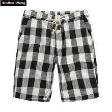 black and white mens shorts