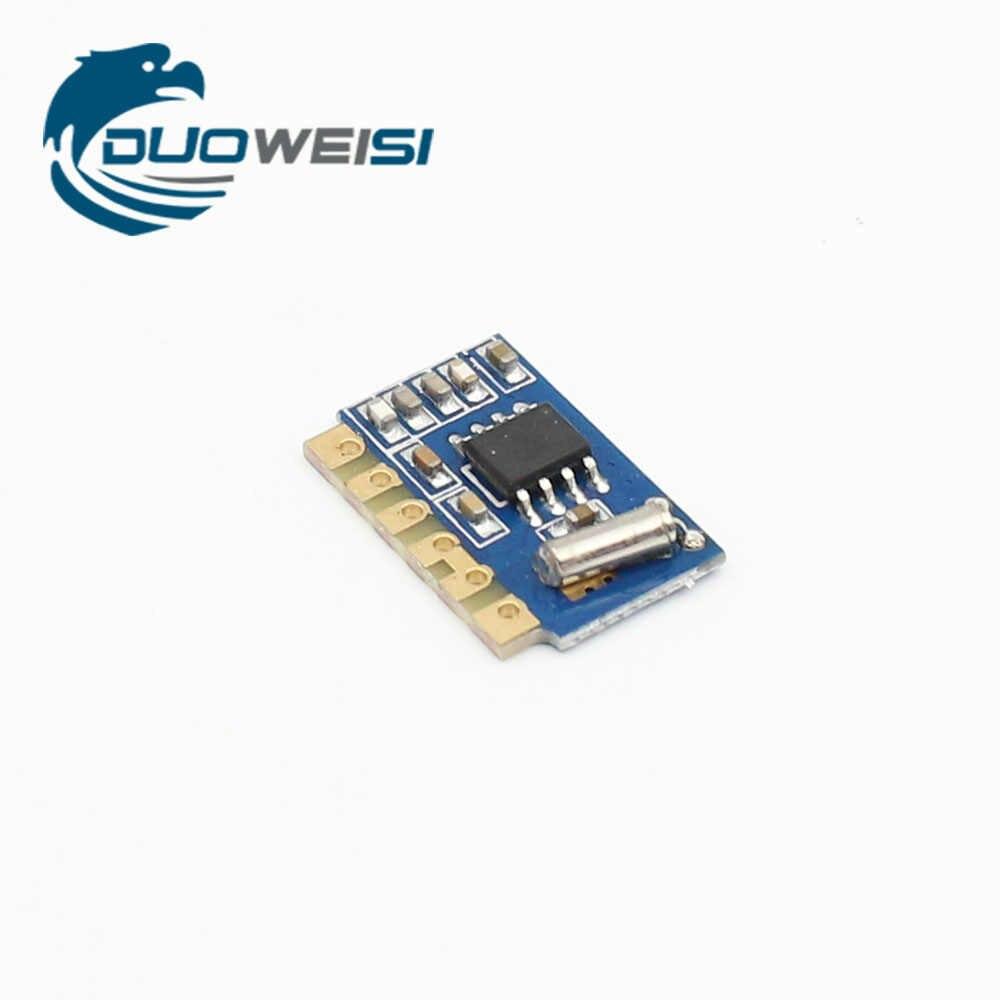 LR45A 315/433 MHz ASK Superheterodyne Modul Penerima Nirkabel 200 m Jarak jauh Nirkabel Remote Control Modul
